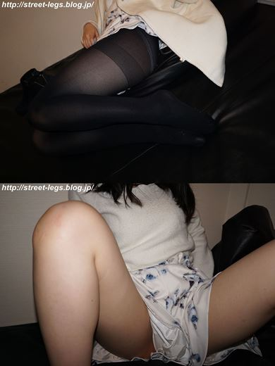 Street legs&socks snaps写真集+動画 雪